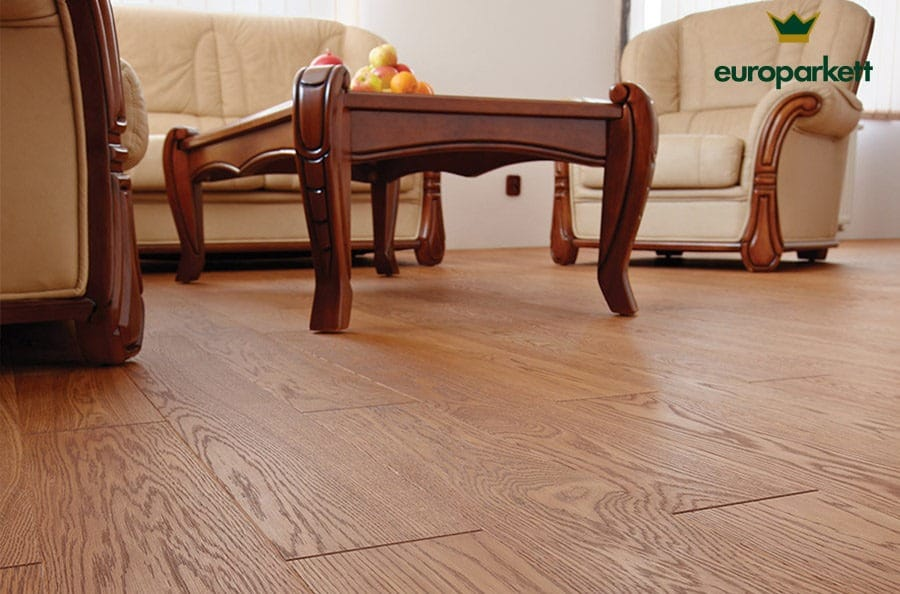 Dřevěné podlahy europarkett